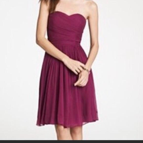J. Crew Dresses & Skirts - J crew Arabelle silk chiffon dress